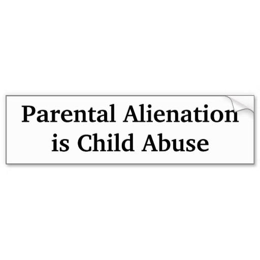 parental alienation - child abuse