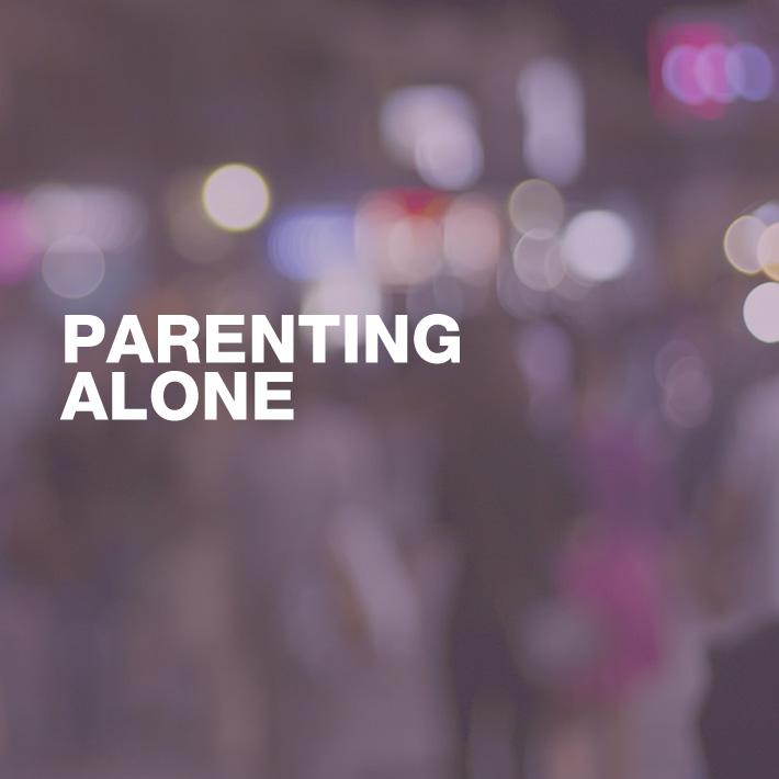 parenting alone