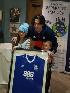 Ellie, Jota and Tommy