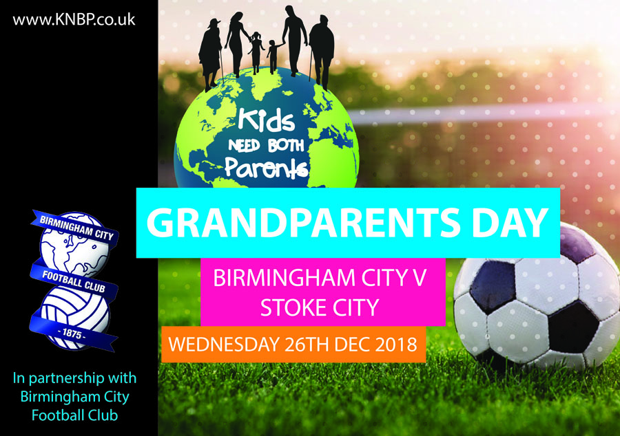 Grandparents Day flyer front